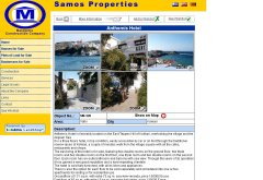 Samos Properties Screenshot